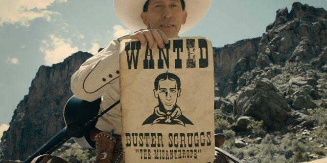 รีวิวเรื่อง The Ballad of Buster Scruggs